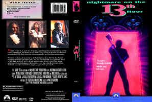 Dvd covers custom lafe fredbjornson for 13th floor dvd